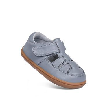 Barefoot Little blue lamb Berny grey bosá