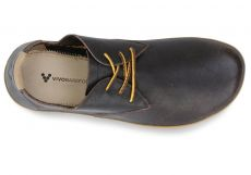Barefoot Vivobarefoot RA II M Leather Brown/Hide bosá