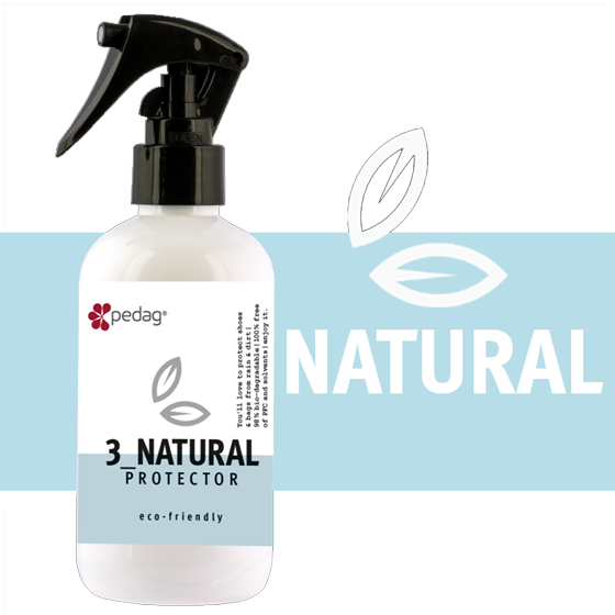 Barefoot Pedag Eco Friendly Natural Protector bosá