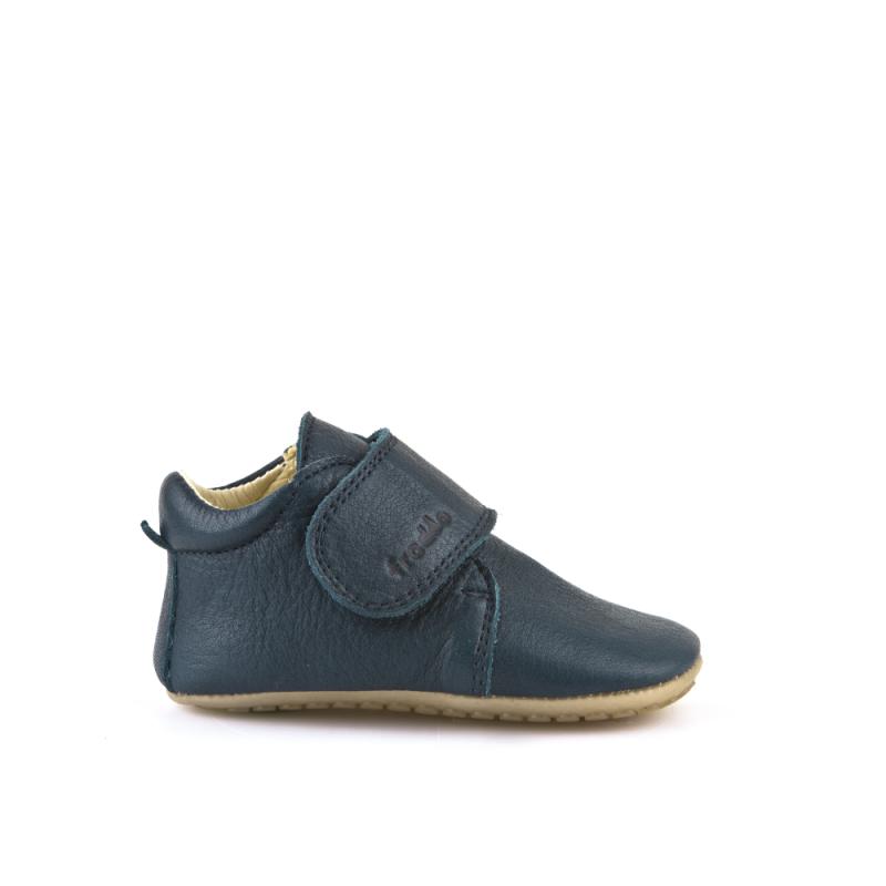 Barefoot Froddo prewalkers tmavě modré bosá