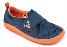 Vivobarefoot MINI  PRIMUS K Navy/Orange