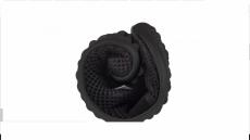 Barefoot Bosoboty LEGUANO AKTIV LÁVOVĚ ČERNÉ s černou podrážkou bosá