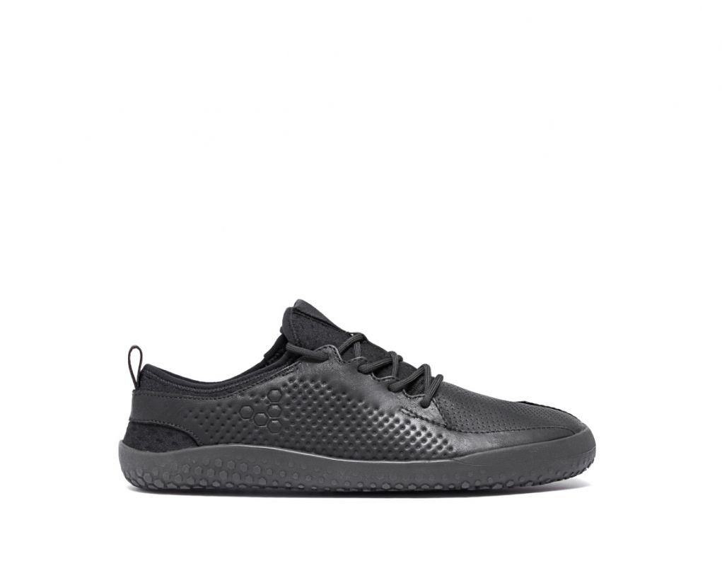 Barefoot VIVOBAREFOOT PRIMUS SCHOOL J LEATHER BLACK bosá