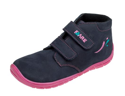 Barefoot FARE BARE dětské celoroční boty 5221211 bosá