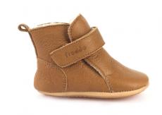 Zimní barefoot obuv