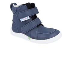 Baby bare shoes Febo Navy