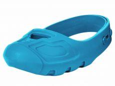 Barefoot Chrániče na dětskou obuv - modré bosá