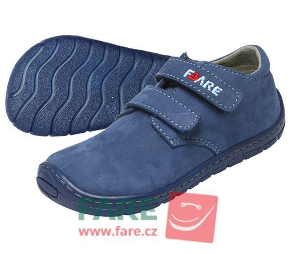 Barefoot FARE BARE dětské celoroční boty 5113201 bosá