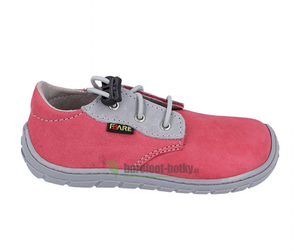Barefoot FARE BARE dětské celoroční boty 5113241 bosá