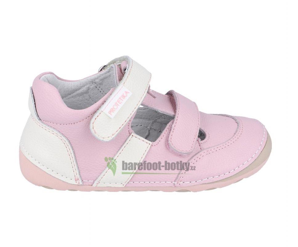 Barefoot Protetika FLIP pink - sandálky bosá